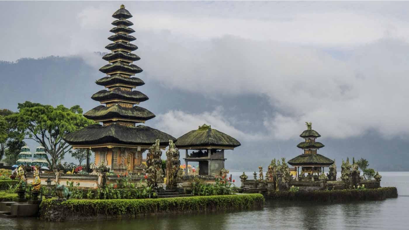 Viajar diferente Bali