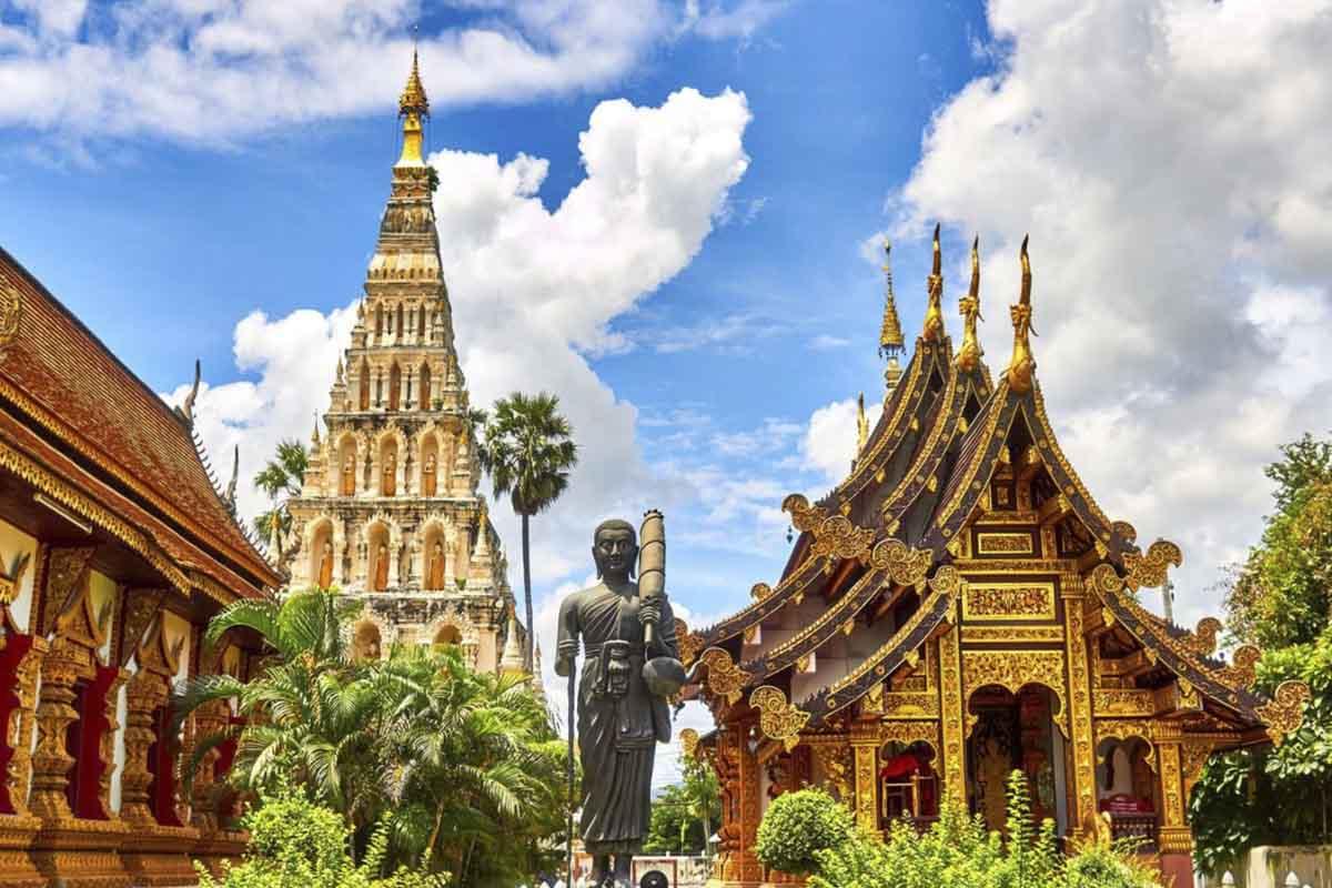 Viajar diferente Tailandia