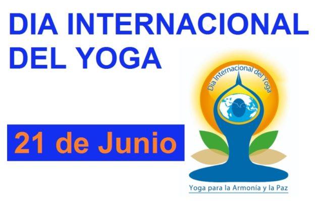 Día Internacional del Yoga 2019