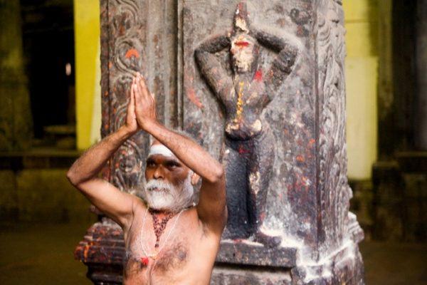 namaste India namaste significado