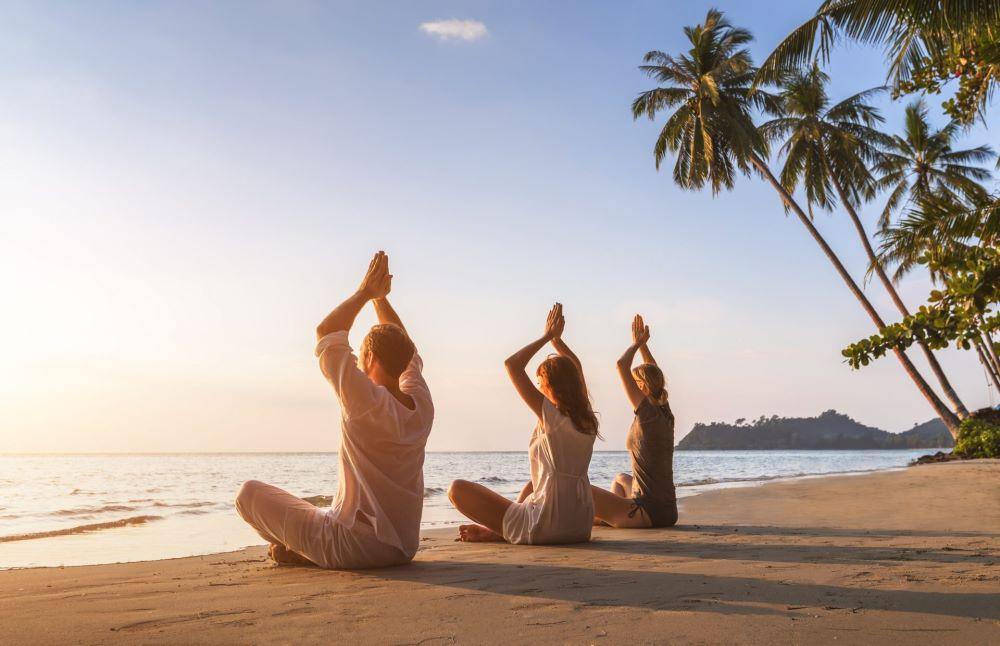 Siete pasos del yoga transformacional