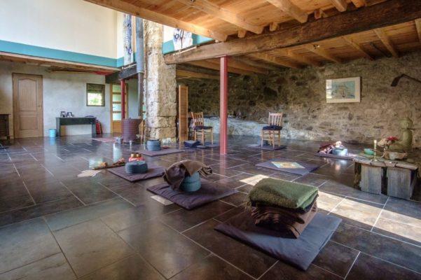 retiro yoga pirineos 4