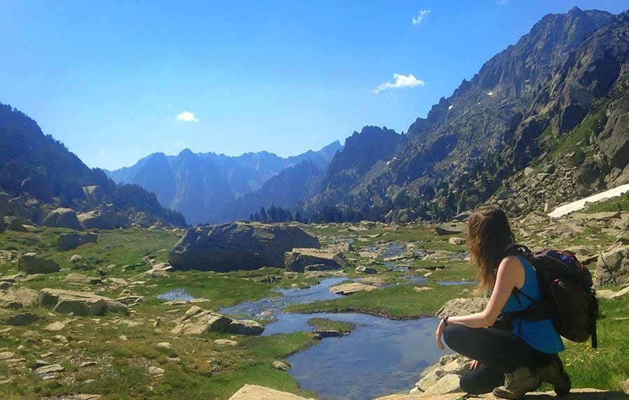 retiro yoga pirineos 8