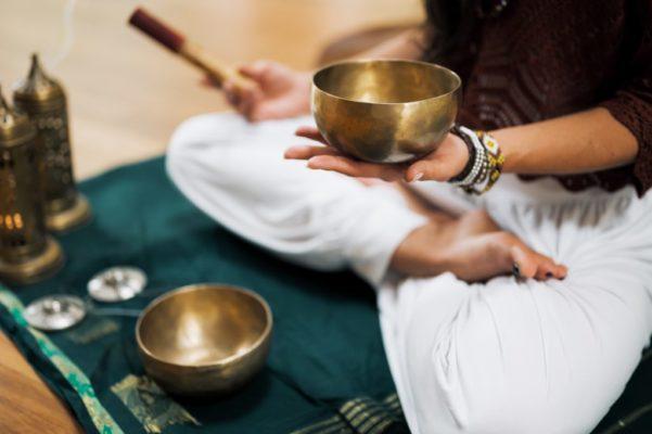 retiro Sound Healing sonidos sanadores